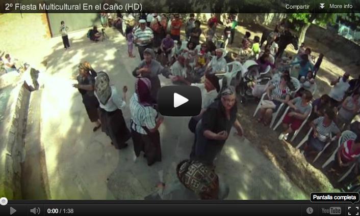"""2º Festival multicultural en """"el Caño"""""""